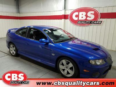 2005 Pontiac GTO Base (Impulse Blue Metallic)