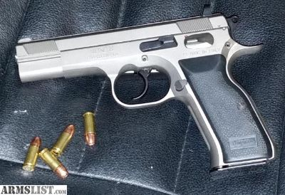 For Sale: EAA Witness 9mm with Wonder finish