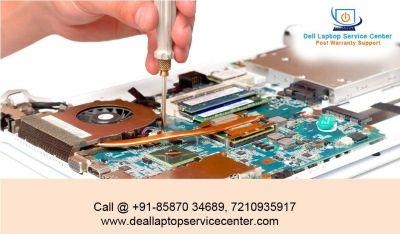 Dell, HP, Lenovo laptop service center in Dwarka