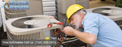 Make the Right Decision for AC Repairs with AC Repair Fort Lauderdale