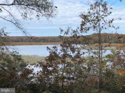 Tayloe's Neck Rd Nanjemoy, Picturesque 4.80 acre waterfront