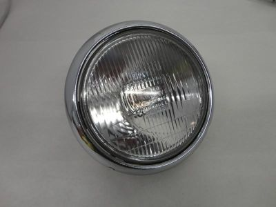 Find 1992-2010 Suzuki VS800 Intruder Chrome Chrome Headlight Assembly NICE 3153 motorcycle in Kittanning, Pennsylvania, US, for US $9.99