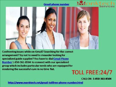 Does Gmail Phone Number Provide Quick Support 1-850-361-8504?