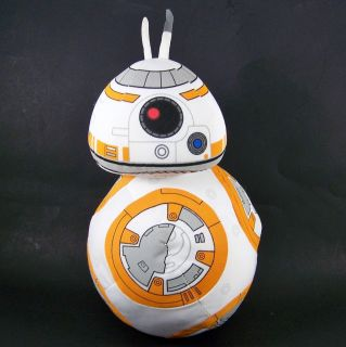 """Large 12"""" Talking BB-8 Plush from Star Wars - makes movie sounds"""