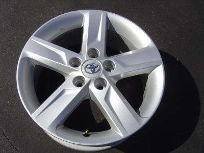 "Find 4 WHEELS 17"" x 7"" SILVER ALLOY TOYOTA CAMRY OEM RIMS CAP 2013 2014 69604 motorcycle in Huntington Beach, California, US, for US $729.00"