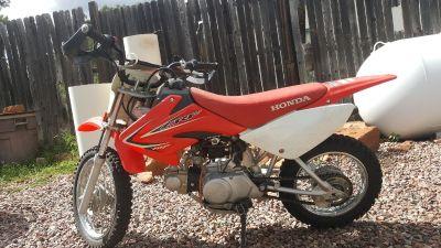 2011 Honda CRF 70