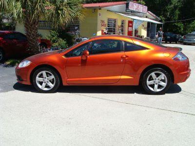 2009 Mitsubishi Eclipse GS (Orange)
