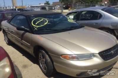 2000 Chrysler Sebring