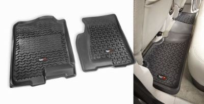 Buy Rugged Ridge 82989.02 All Terrain; Floor Liner motorcycle in Burleson, TX, United States, for US $234.99