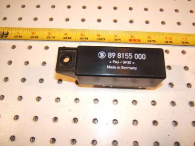 Purchase Mercedes Early R129 300/500/600SL Under hood Wiper Control OEM 1 Relay,898155000 motorcycle in Rocklin, California, United States, for US $215.00