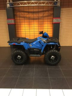 2017 Polaris Sportsman 450 H.O. Utility ATVs Chanute, KS