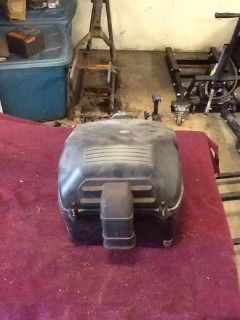 Purchase 2006 Suzuki SV650S Air Box motorcycle in Greenville, Wisconsin, US, for US $30.00