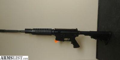 For Sale: AM-15 Optic Ready, 5.56 16 M4