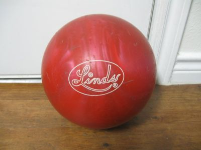 Linds Bowling Ball 10#