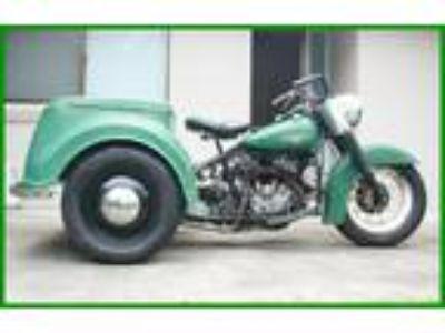 1966 Harley Davidson Servicar Unrestored