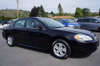 2014 Chevrolet Impala LS (Black)