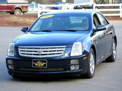 2007 Cadillac STS V6 (Blue)