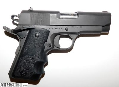 For Sale: Rock Island 1911 A1 Commander Size
