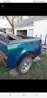 2002  Ford F150 Truck box - Short Bed