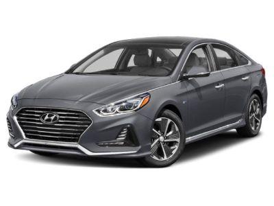 2018 Hyundai Sonata Hybrid Limited (Hyper White)
