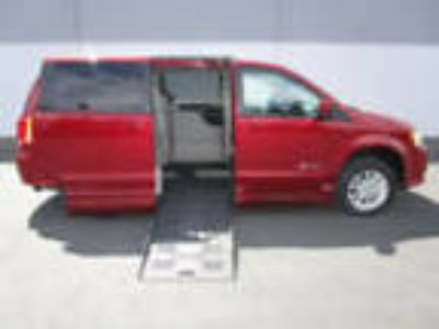 2015 Dodge Grand Caravan 2015 Dodger Grand Caravan Wheelchair Handicap Braun