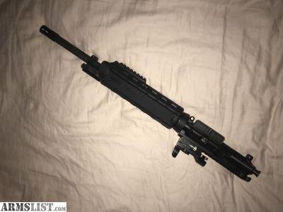 For Sale: Adam Arms P1 Gas Piston Upper