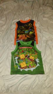 * (2) size 3T ninja turtles theme MY PROFILE MY MEETING INFORMATION SERIOUS BUYERS ONLY