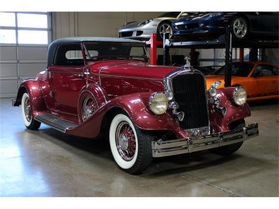 1933 Pierce-Arrow Antique