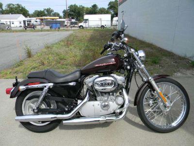 2005 Harley-Davidson Sportster XL 883C Sport Motorcycles Springfield, MA
