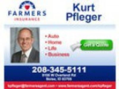 Kurt Pfleger - Farmers Insurance