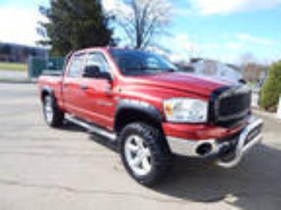 2007 Dodge Ram 1500 Red, 88K miles