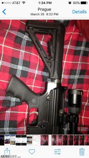 For Sale/Trade: Dpms lr308