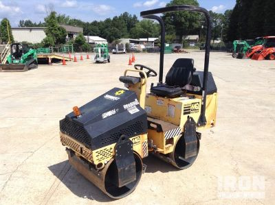 2011 (unverified) Multiquip AR13HA Vibratory Double Drum Roller
