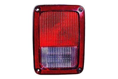 Sell Replace CH2801177 - 07-12 Jeep Wrangler Rear Passenger Side Tail Light Assembly motorcycle in Tampa, Florida, US, for US $93.88