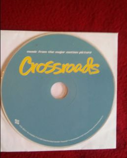 Music from Crossroads Movie cd