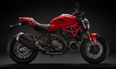 2018 Ducati Monster 821 Sport Motorcycles Fort Montgomery, NY