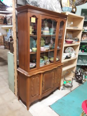 China cabinet French provincial