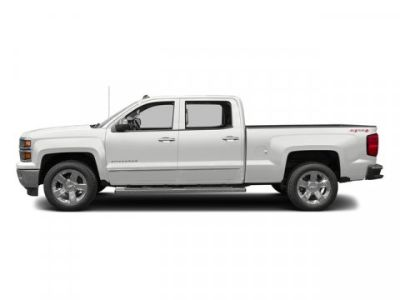 2015 Chevrolet Silverado 1500 LT (Summit White)