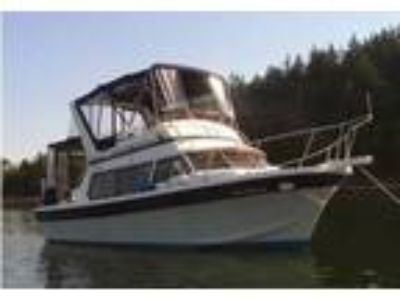 1986 Glasply GLASPLY-L2969-Flybrdg-LC Power Boat in Juneau, AK