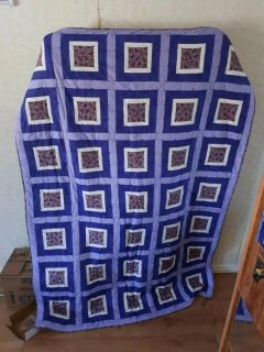 Brand-new one of a kind handmade quilt for sale!