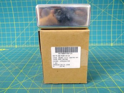Purchase GE Aviation Systems Part 109752-01 Cover, Integrator NSN 6615005350124 motorcycle in Suffolk, Virginia, United States, for US $450.00