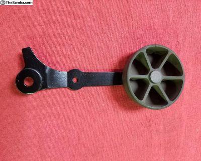 Original split accelerator pedal