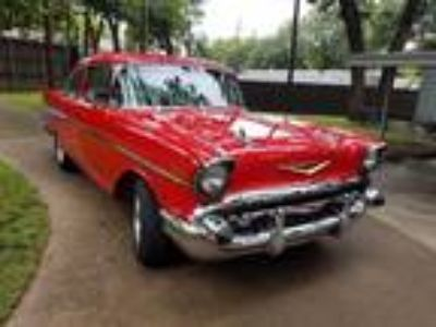 1957 Chevrolet Bel Air 150 210 BelAir LT1 Fuel Injected