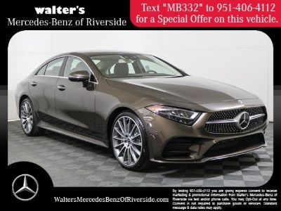 2019 Mercedes-Benz CLS CLS 450 (Dakota Brown Mt)