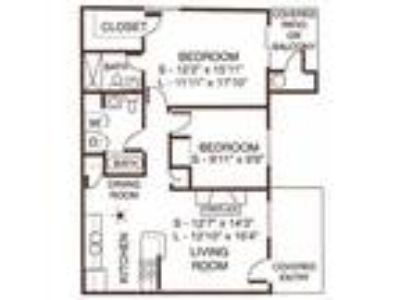 Pusch Ridge Apartments - Two BR / Two BA (Small)