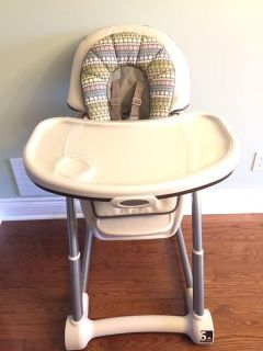Grace Blossom 4-in-1 High Chair/booster
