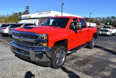 2019 Chevrolet Silverado 2500HD Work Truck ()