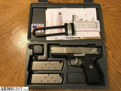 For Sale: Ruger P345 with Rail