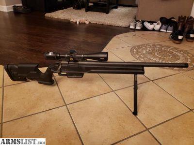 For Sale: Remington Tactical 700 Custom