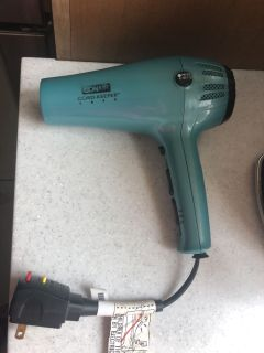 Conair blow dryer cord keeper